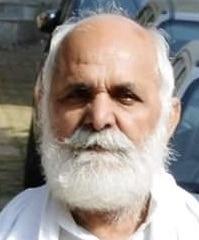 photo of writer Chandra Vijay Chaturvedi