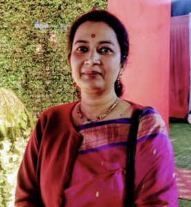 ड़ा मुदिता तिवारी का चित्र