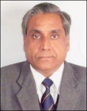 Dr R D Mishra