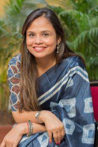 pic of Vineeta Dwivedi