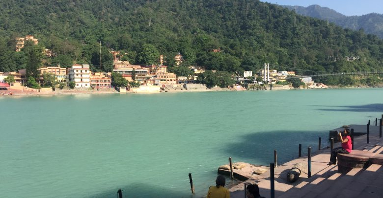 Image of ganga river