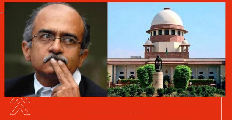 Supreme Court finds Prashant guilty of contempt