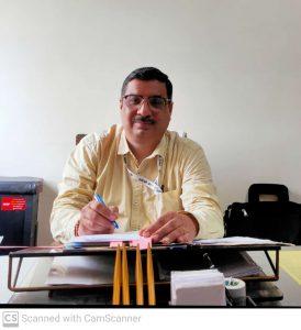 Dr Deepak Kohli