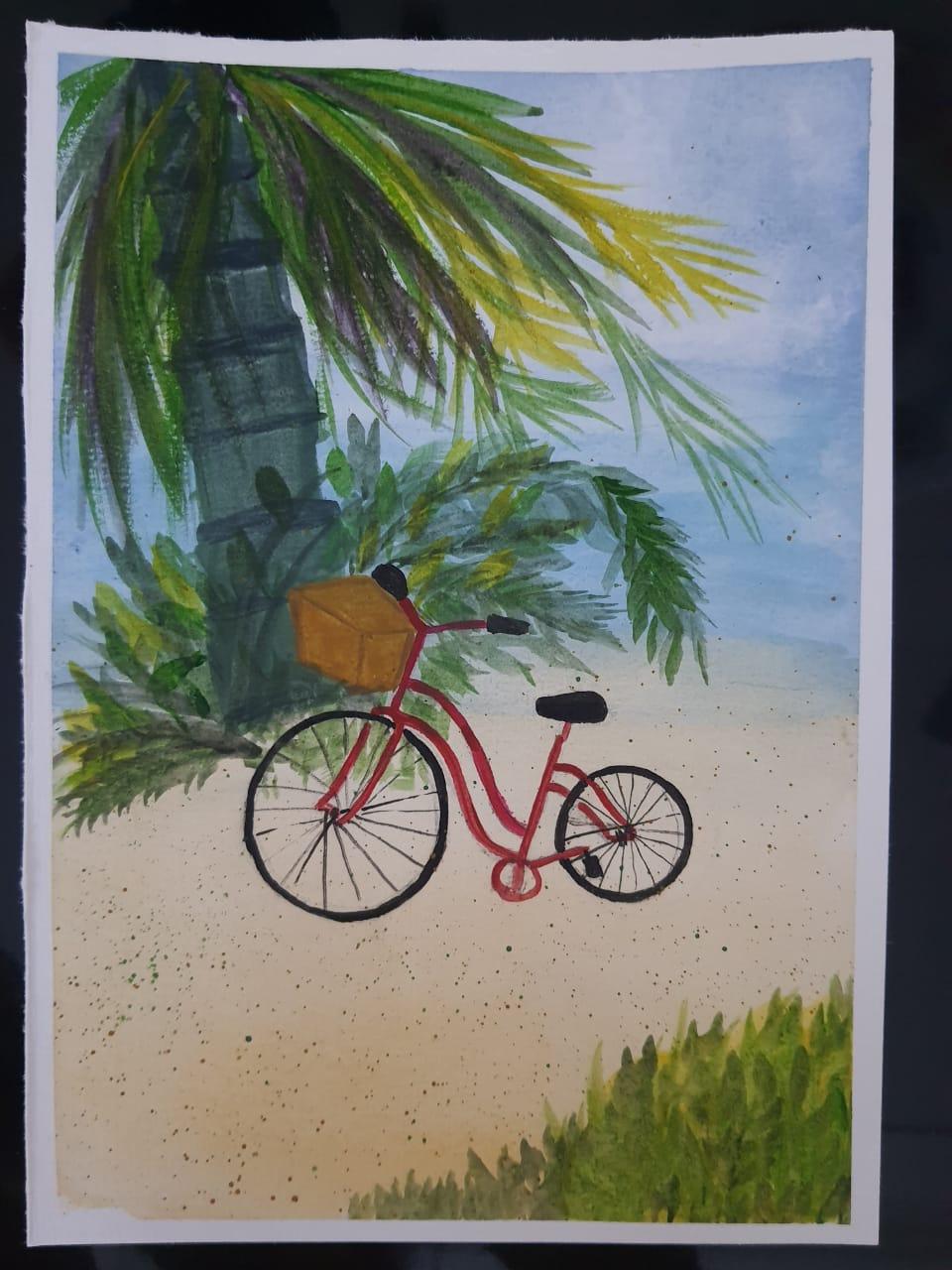 Painting by Geetika Mishra