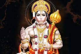 हनुमान जी का चित्र