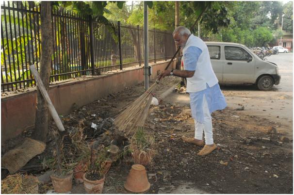 Modi cleanliness drive