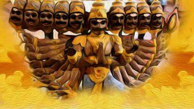 Photo of रावण का ओरिजनल नाम दशग्रीव था पर वह रावण क्यों बना ?