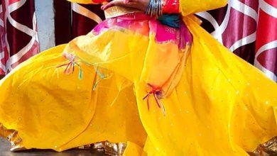 कुमारी वैष्णवी का कथक नृत्य