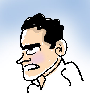 Rahul Gandhi caricature