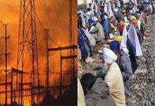 Photo of पंजाब में रेल सेवा पूरी तरह बंद, पांच थर्मल पावर प्लांट ठप