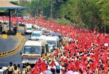 Photo of कृषि क़ानूनों के ख़िलाफ़ किसानों का दिल्ली मार्च
