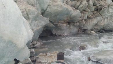 Photo of गंगा जी का उद्गम गोमुख