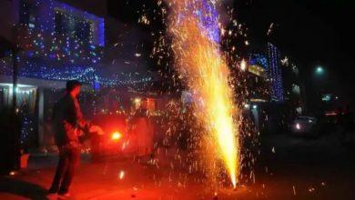 Photo of बैन के बावजूद दिवाली पर दिल्ली-NCR में जले पटाखे