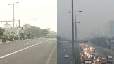 Photo of दिल्ली-NCR में लगातार बढ़ रहा वायु प्रदूषण