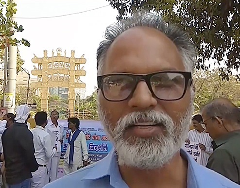 detention of activists like Sudhir Dhawale for no crime