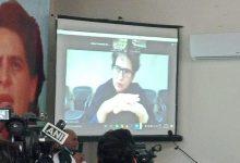 Photo of लखनऊ में दलित महापंचायत वीडियो कॉन्फ्रेंसिंग के जरिये संबोधित किया