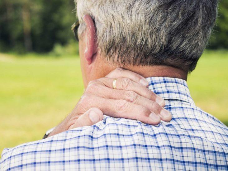 neck pain or cervical spondylitis