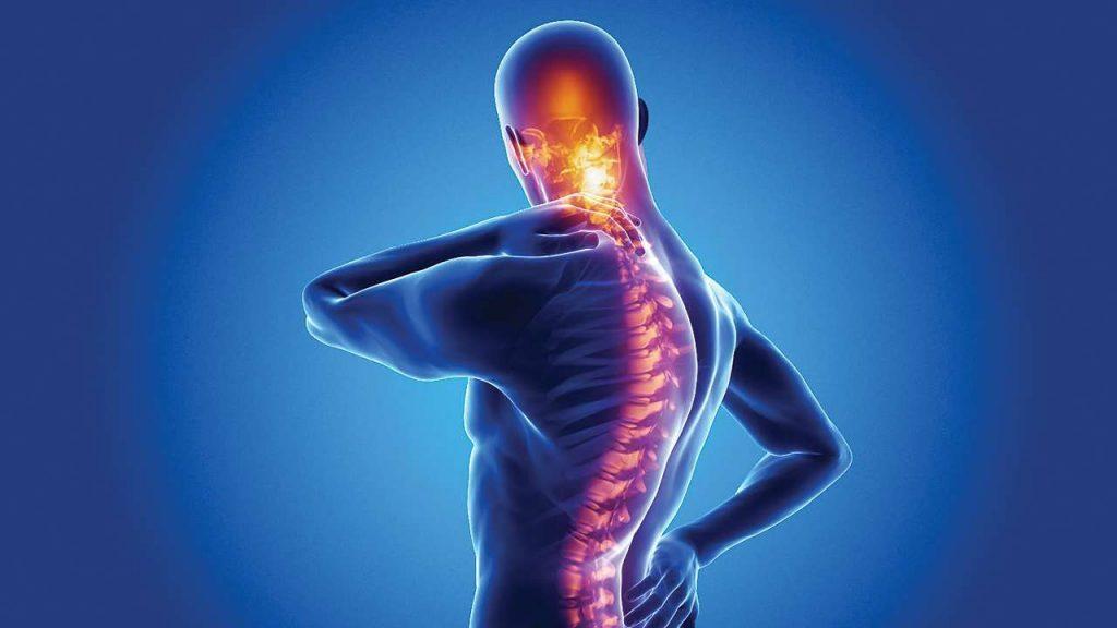Neck pain , cervical spondylitis and spinal stiffness