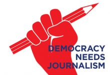 Photo of Democracy needs journalism!