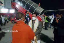 Photo of जेपी नड्डा लखनऊ पहुँचे, राजनीतिक सरगर्मी तेज